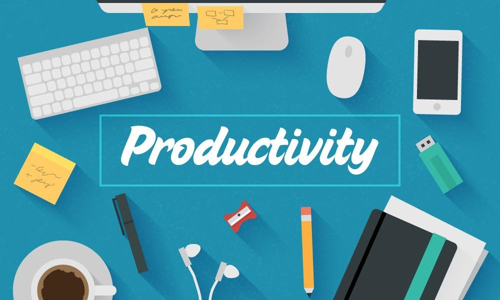 Image about productivity